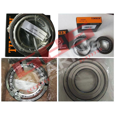 Original TIMKEN 776/772 bearing